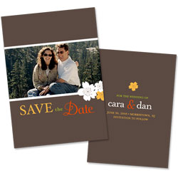 Simple Save the Date 1